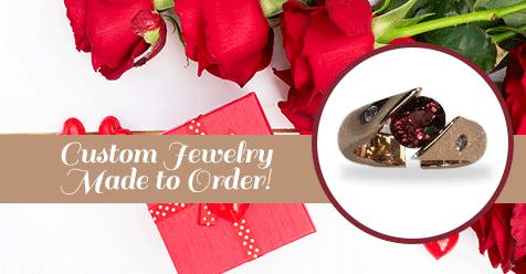 Valentines day is coming! Custom Jewelry | Jewelry World